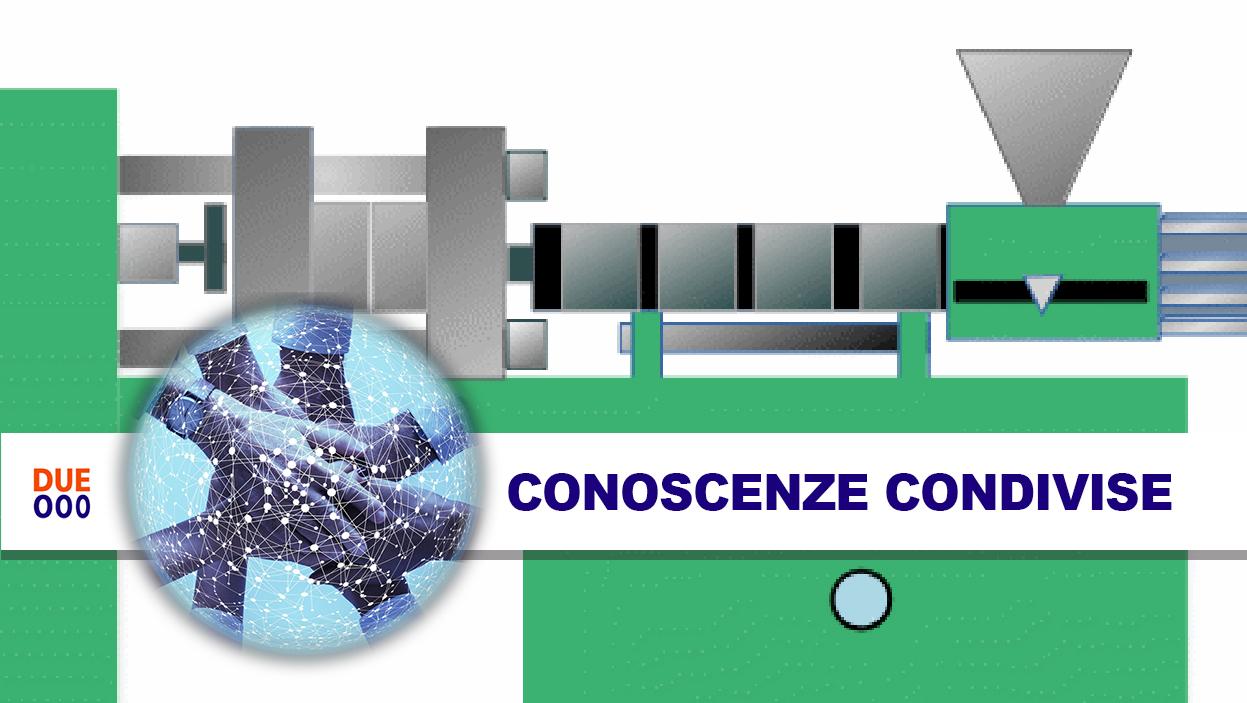 LE TECNOLOGIE DI TRASFORMAZIONE DELLE MATERIE PLASTICHE – 1:<br>STAMPAGGIO A INIEZIONE