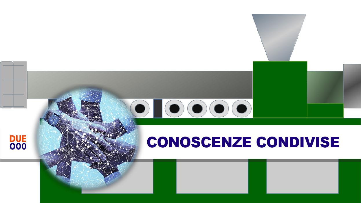 LE TECNOLOGIE DI TRASFORMAZIONE DELLE MATERIE PLASTICHE – 3: <br>ESTRUSIONE