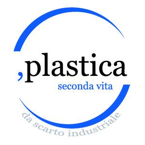 plastica da scarto industriale